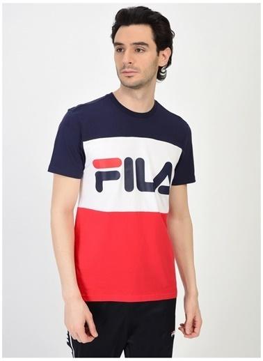 Fila Fila Day Tee Erkek T-Shirt Kırmızı